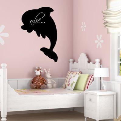 Adesivo Lavagna delfino