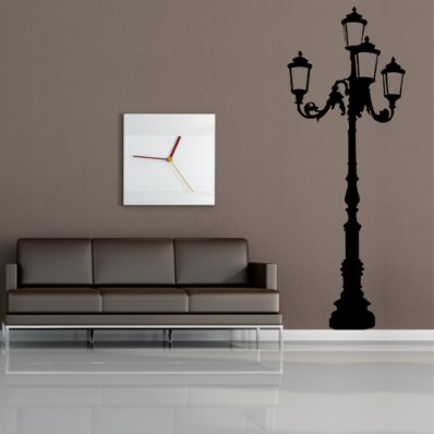 Adesivo Murale Lampione