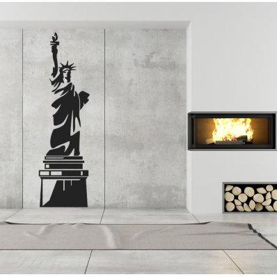 Adesivo Murale Statua della Libertà