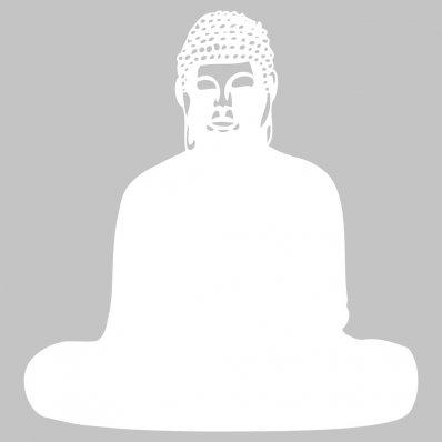Adesivo velleda Buddha