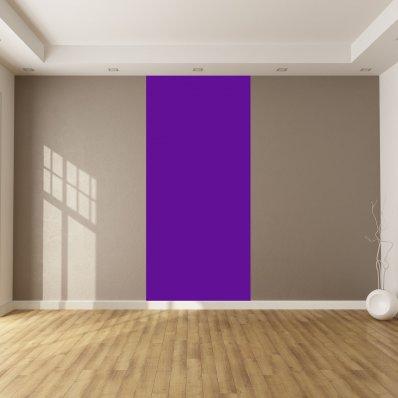 Adhesivo por metro de color púrpura