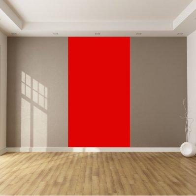 Adhesivo por metro de color Rojo