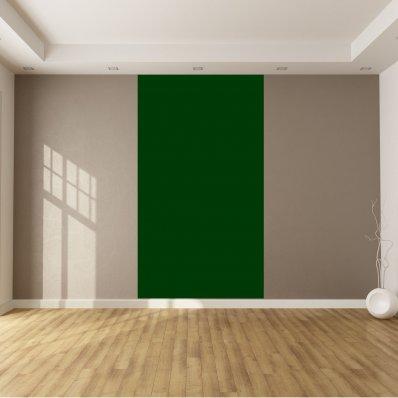 Adhesivo por metro de color verde oscuro