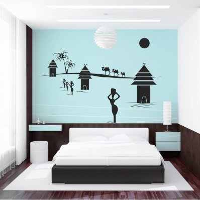 Africa Wall Stickers