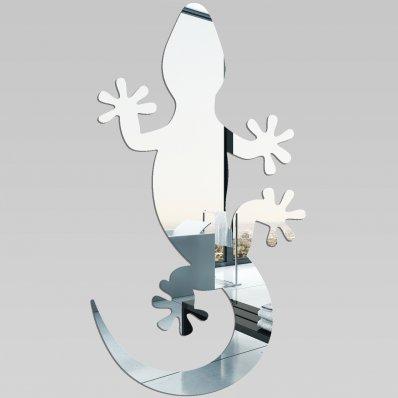 Akrylowe Lustro Plexiglas - Jaszczurka