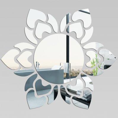 Akrylowe Lustro Plexiglas - Słońce