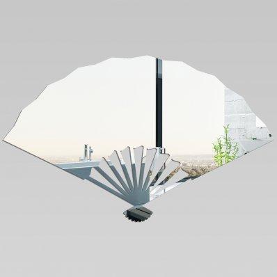 Akrylowe Lustro Plexiglas - Wachlarz