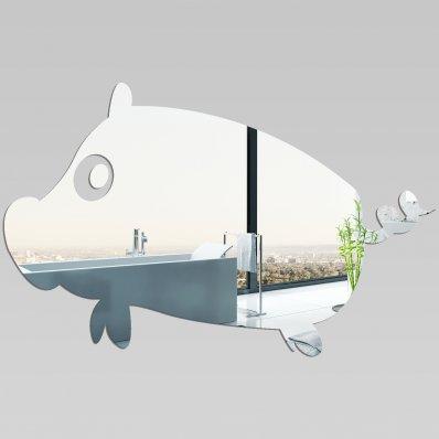 Akrylowe Lustro Plexiglas - Świnka
