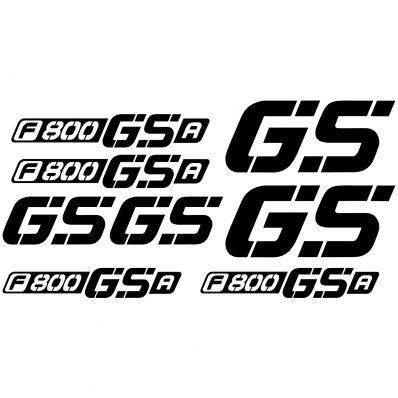 Autocolant BMW F 800GSA