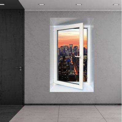 Autocolant fereastra