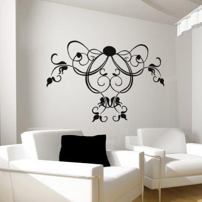 Autocolante decorativo Barroco