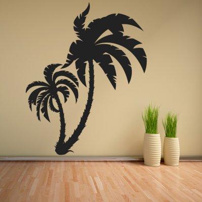 Autocolante decorativo Palmeira
