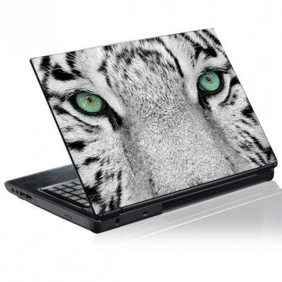 Autocolante para computador portátil Tigre