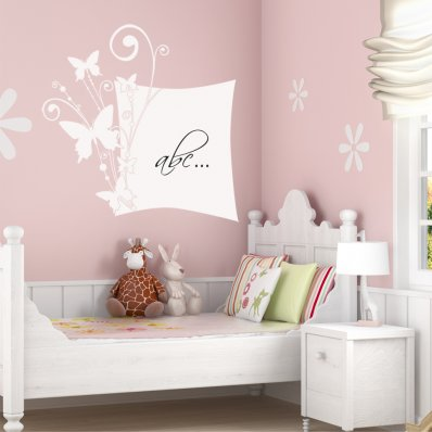 Butterflies - Whiteboard Wall Stickers