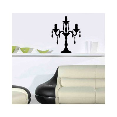 Candlestick Wall Stickers