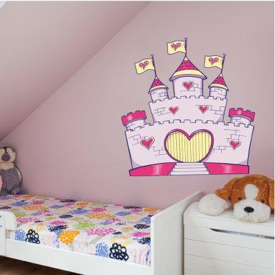 Castle Wall Stickers