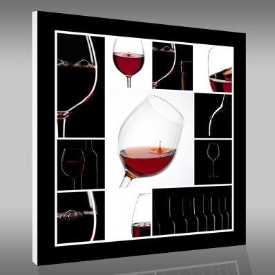 Cuadro Forex vino