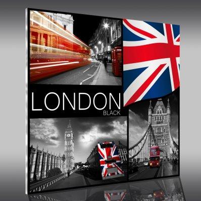 Cuadro metacrilato London