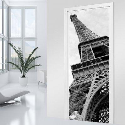 Eiffel Tower Door Stickers