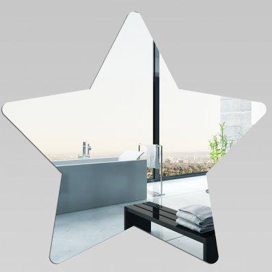 Espejos decorativo Acrílico Pléxiglas  estrella