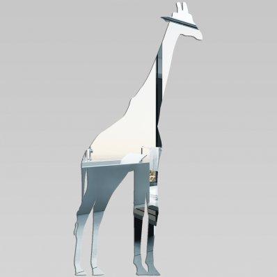 Espelho Decorativo - jirafa