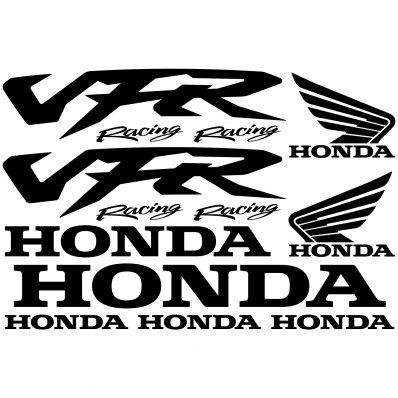 Honda vfr racing Decal Stickers kit