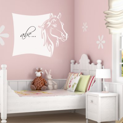 Horse - Whiteboard Wall Stickers