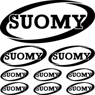 kit autocolant Suomy