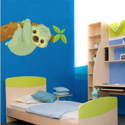 Koala Branch Wall Stickers