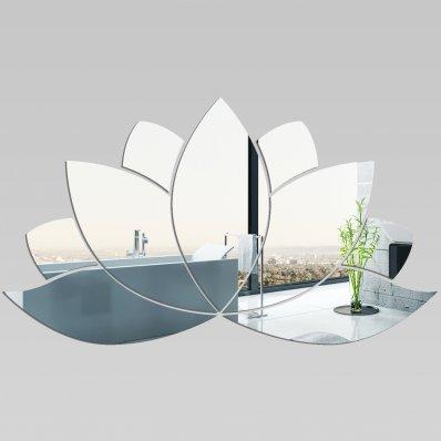 Miroir Acrylique Plexiglass  Nénuphar 1