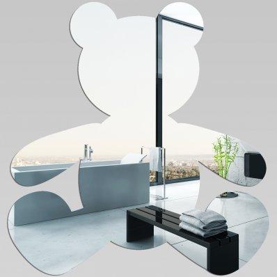 Miroir Acrylique Plexiglass Ourson