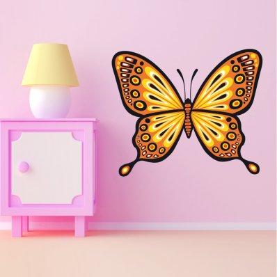 Naklejka ścienna Dla Dzieci - Motylek