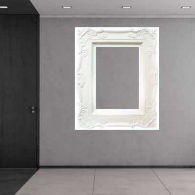 Naklejka ścienna - Rama Obrazu