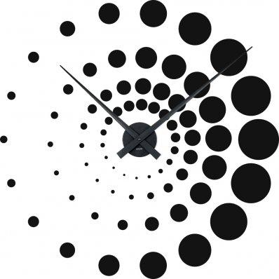 Naklejka ścienna Zegar - Design