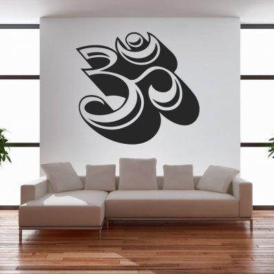 Naklejka ścienna - Zen