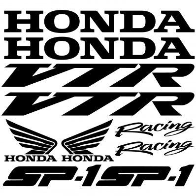 Naklejka Moto - Honda VTR SP1