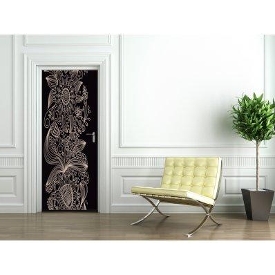 Naklejka na Drzwi - Design