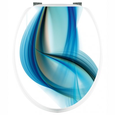 Naklejka na WC - Grafika