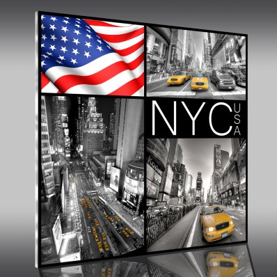 New York - Acrylic Prints