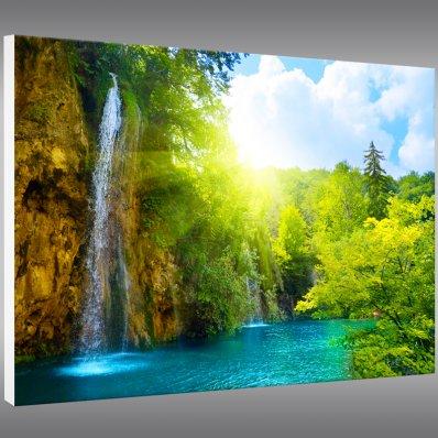 Obraz Forex - Wodospad