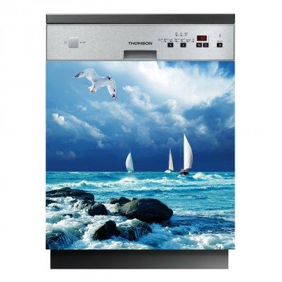 Ocean - Dishwasher Cover Panels