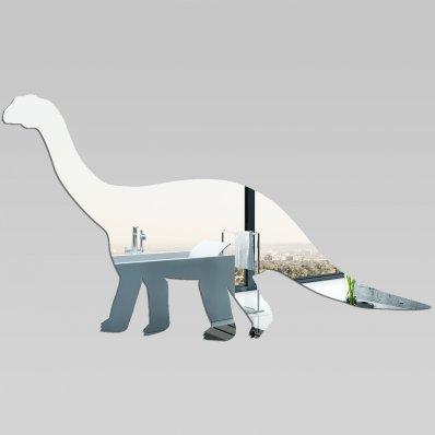 Plexiglas Oglinda Dinozaur