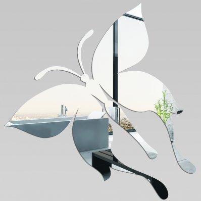 Plexiglas Oglinda Fluture