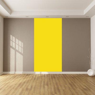 Revestimentos e filmes decorativas amarelo