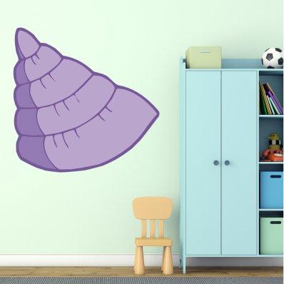 Seashell Wall Stickers
