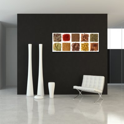 Spices - Forex Print