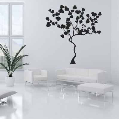 Sticker Arbore Veverita
