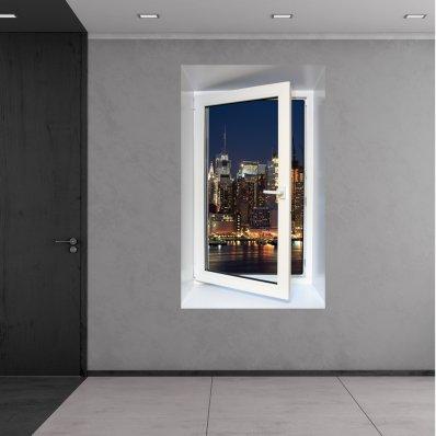 Sticker Autocolant fereastra