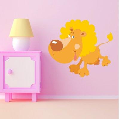 Sticker Copii Leu