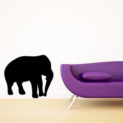 Sticker Elefant